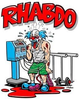 Rhabdo the Clown